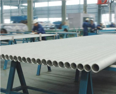 321/1.4541 Stainless Steel Round Pipe