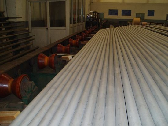2507 / SAF2507 / S32750 / 1.4410 Seamless Stainless Steel Pipe / Tube