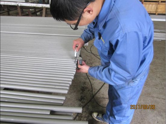 Stainless Steel Seamless Pipe (ASTM A213/A312/A269 TP304)