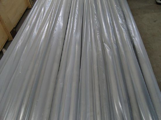 321/1.4541 Stainless Steel Round Tube