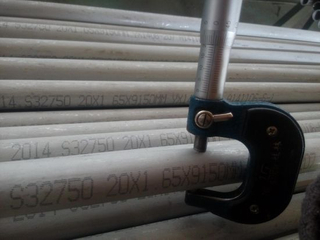 1.4410/ S32750/ 2507 Seamless Duplex Steel Tube